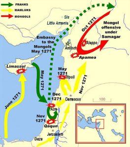 Baibars Attacks