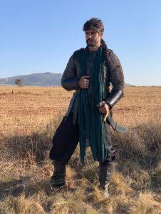 Haluk Piyes as Afshin Bey