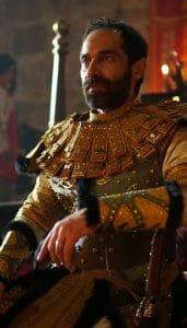 Caner Kurtaran as Romanos IV Diogenes